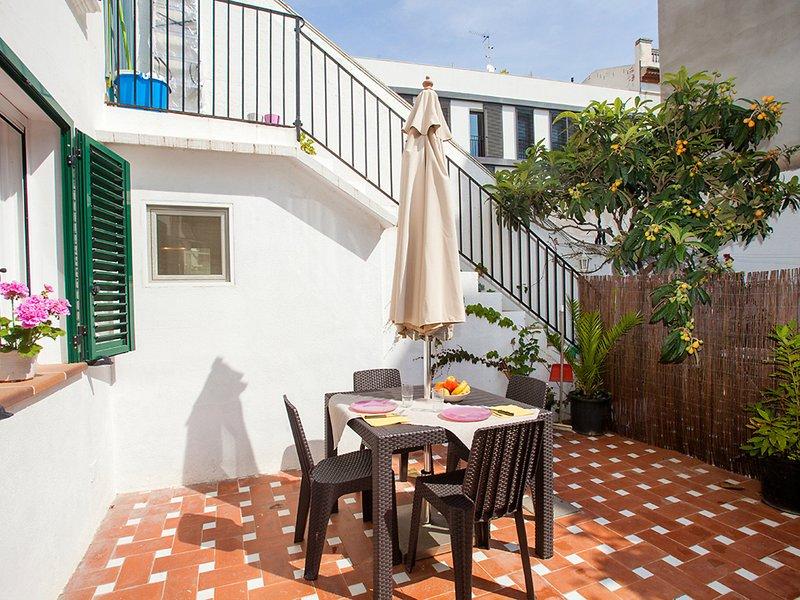Terrassa, vacation rental in Montgat