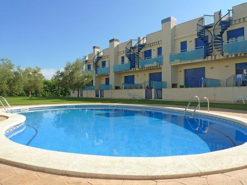 Port Flamingo II, aluguéis de temporada em Tortosa