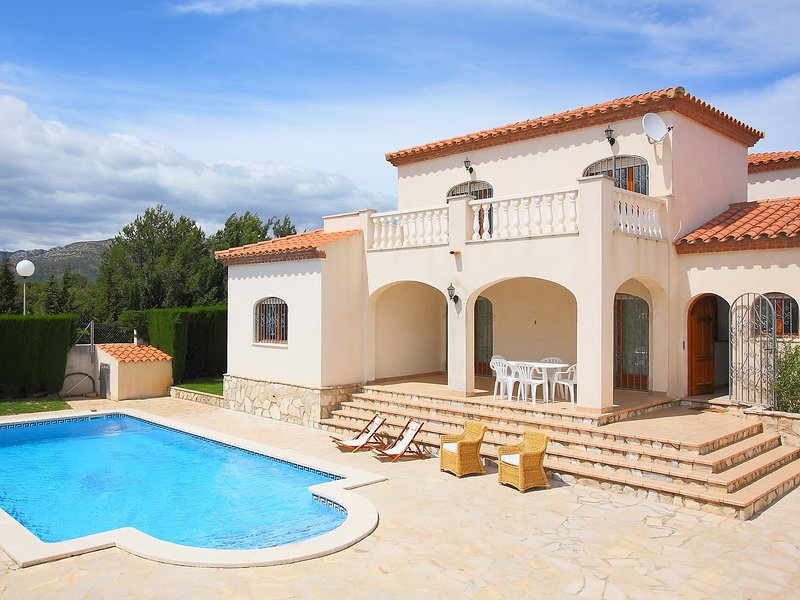 Aguamarina, vacation rental in Masriudoms