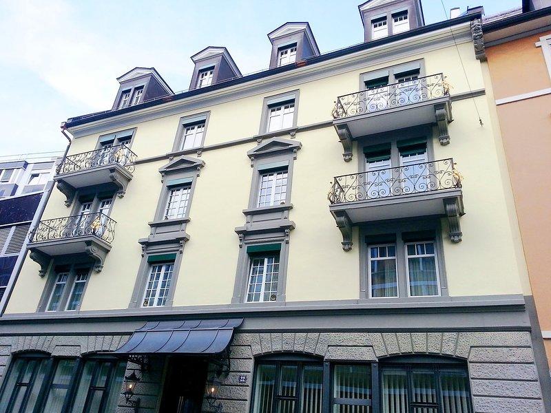 EMA House Sup. Standard Unterstrass, holiday rental in Zurich