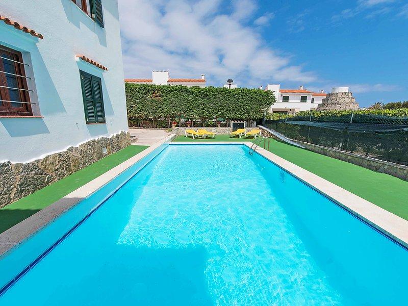 Ullastres, holiday rental in Cala d'Alcaufar