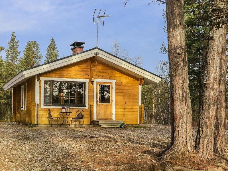 Revontulen tupa 2, holiday rental in Veskoniemi
