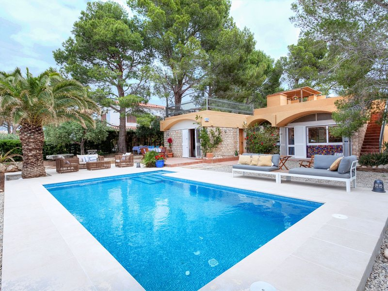 Villa Cala Calafato, vacation rental in Calafat