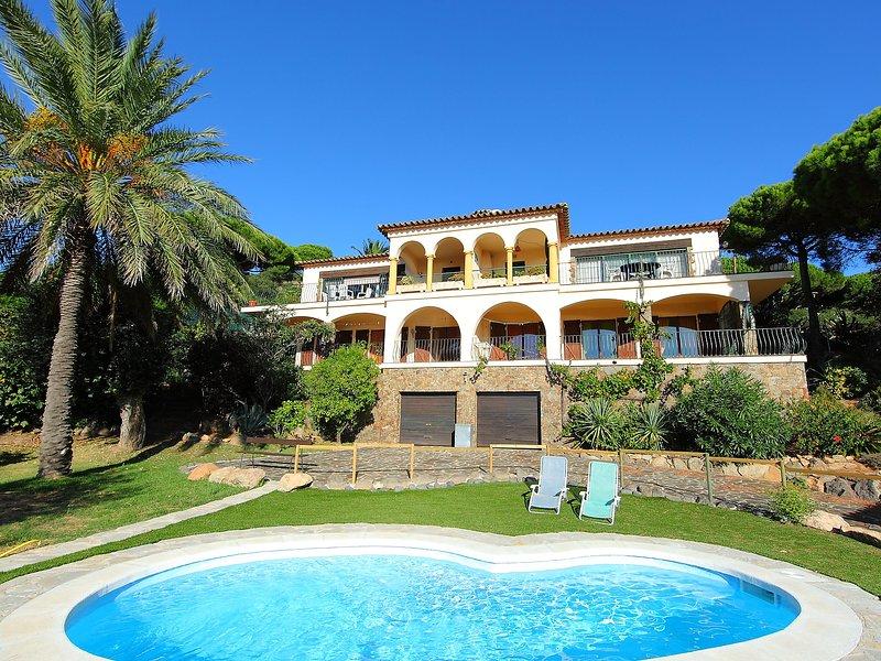 Puig Romani, vacation rental in Castell-Platja d'Aro