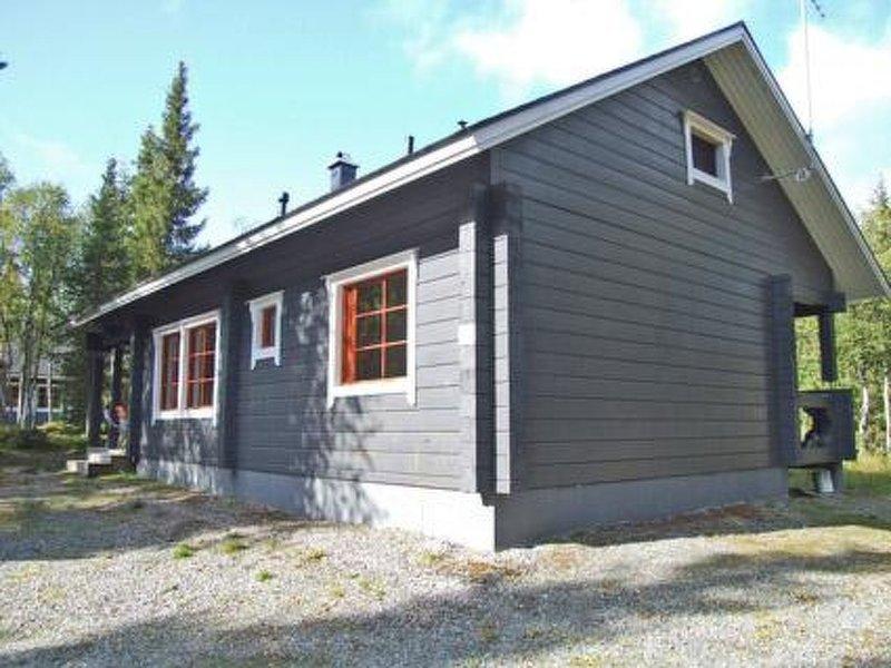 Lomamaja rukaranta 6 b, holiday rental in Rukajarvi