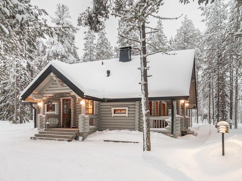 Syväniemi, holiday rental in Vallioniemi