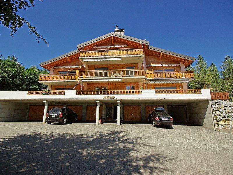 Heida A 4, holiday rental in Ovronnaz