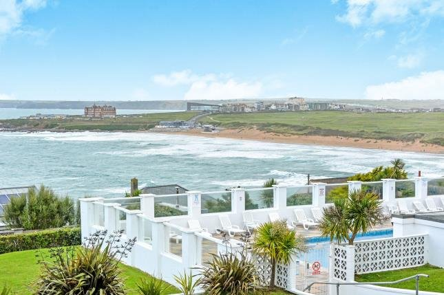 SURF VIEW -- Fistral Beach  - AMAZING SEA VIEWS-FANTASTIC VALUE!, holiday rental in Newquay