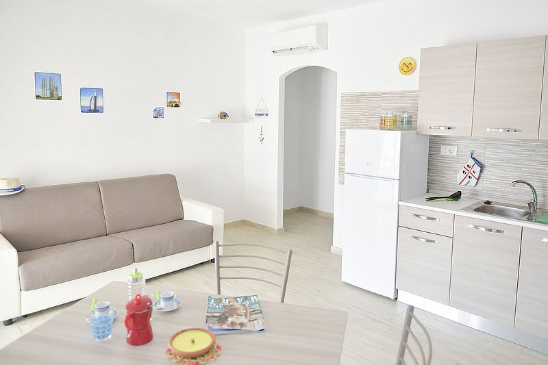 Appartamento Lula B, alquiler vacacional en Paduledda