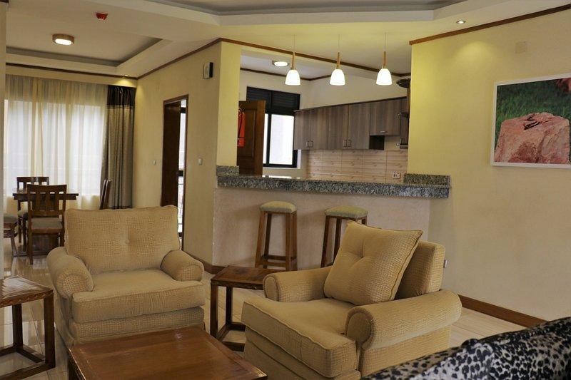 Nandi residence, holiday rental in Kigali