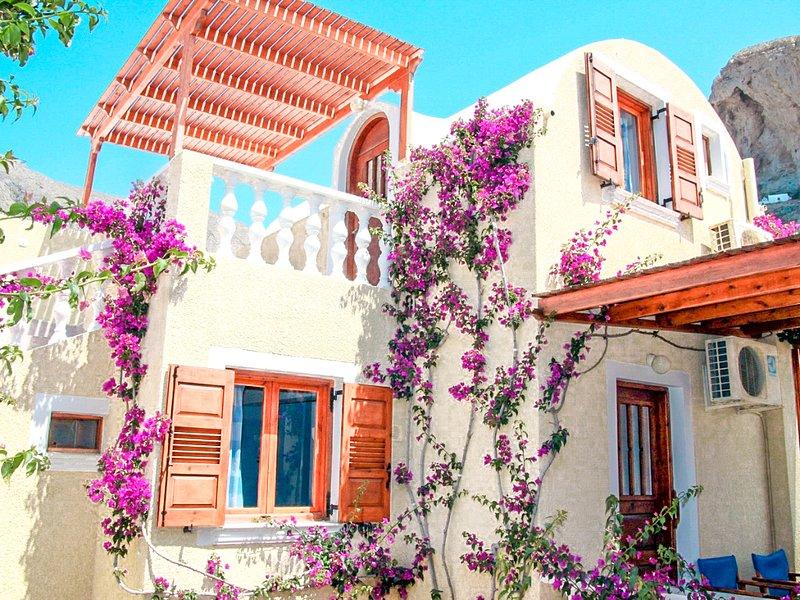 Traditional Grand Studio near the beach, vacation rental in Perissa