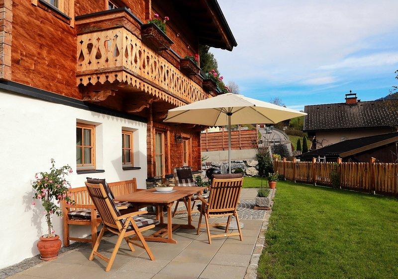 Pulvererhaus - Mein zweites Zuhause, holiday rental in Muehlbach im Pinzgau