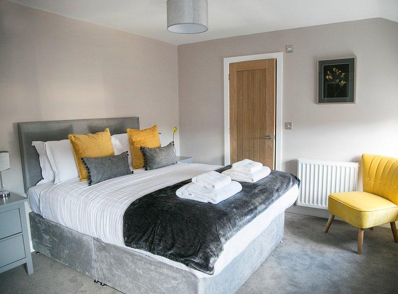 Alpha Spa Classic 1 bedroom apartment, location de vacances à Killinghall