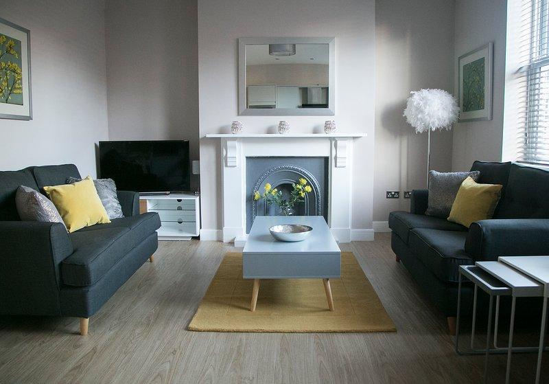 Alpha Spa Classic 2 bedroom apartment, location de vacances à Killinghall