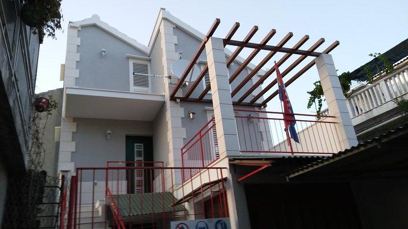 Studio flat Kaštel Štafilić, Kaštela (AS-18036-a) – semesterbostad i Kastel Stafilic