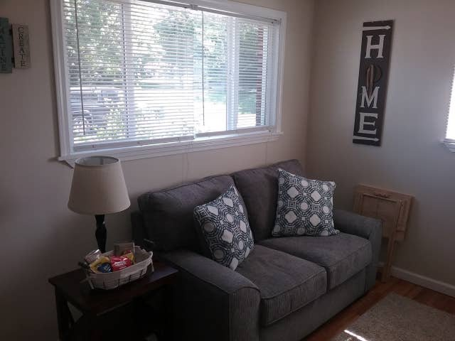 Cozy 1 BR Efficiency Apt close to TTU and Downtown, alquiler vacacional en Gainesboro