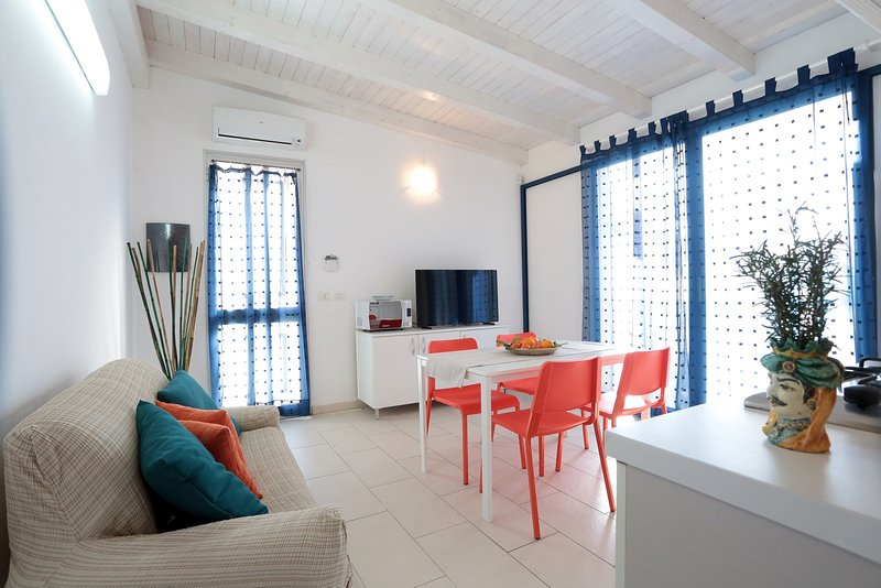 Casa Canoa - Le chiavi degli Iblei, alquiler de vacaciones en Casa Camarina