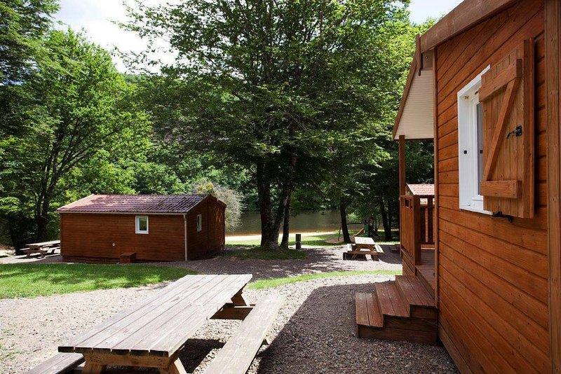 Chalet 6 personnes, Ferienwohnung in Le Pechereau