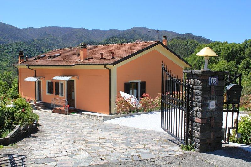 La CoLLina del Moro, holiday rental in Beverino