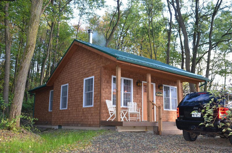 Camp George - An Experience With Nature, holiday rental in Wayland