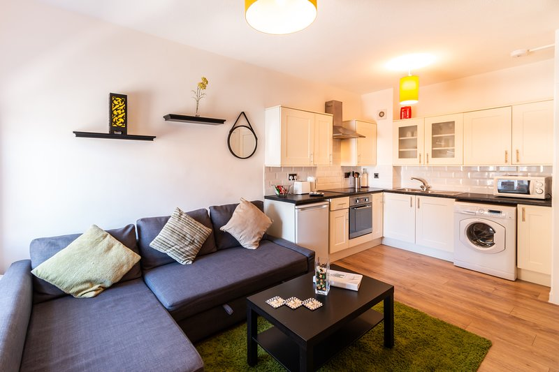 Mycosyapartment 54, Ferienwohnung in Paisley