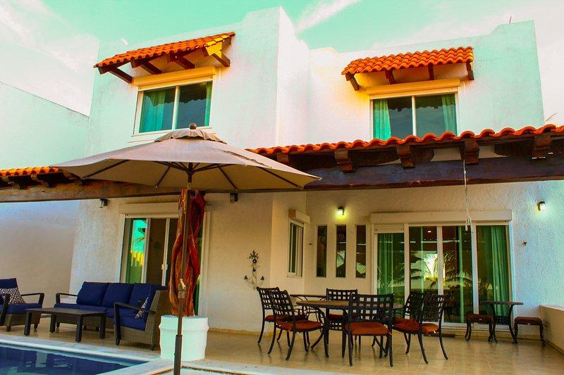 Casa Mercede's, vacation rental in Chicxulub Municipality