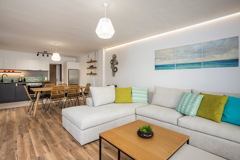 AthensBlues Glyfada 1 Bedroom Villa Near Sea – semesterbostad i Glyfada