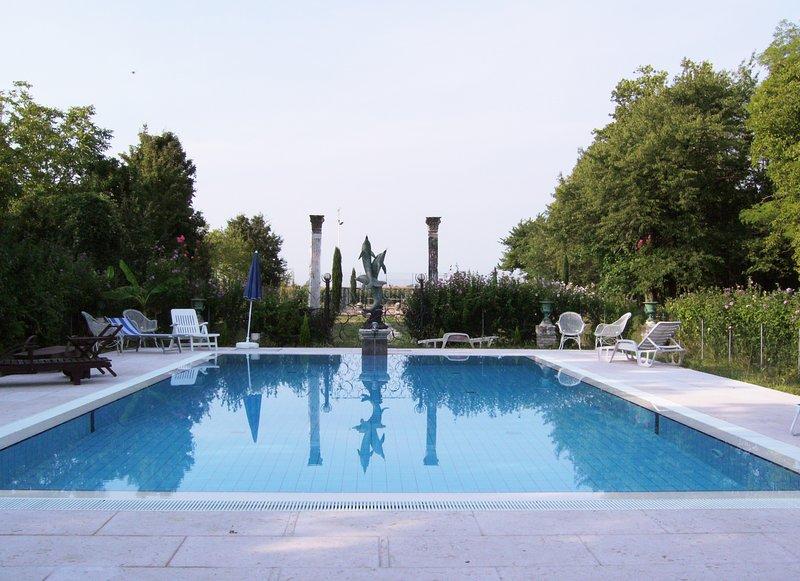 Villa Managero Erizzo Scuderie 2, location de vacances à Meolo