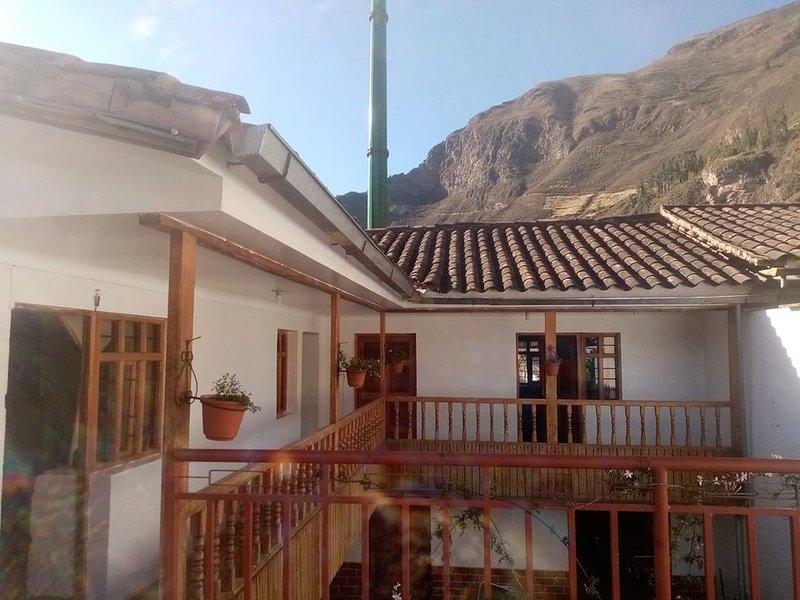 Vrinda Wasi 108, holiday rental in Lamay