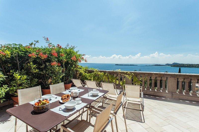 Alloro, holiday rental in Gardone Riviera