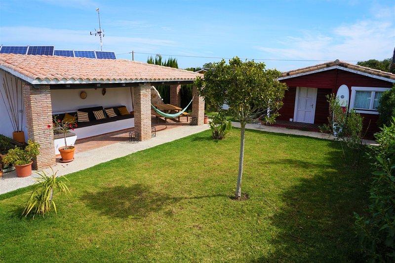 KONTIKI EL PALMAR CASA ARENA, holiday rental in El Palmar de Vejer