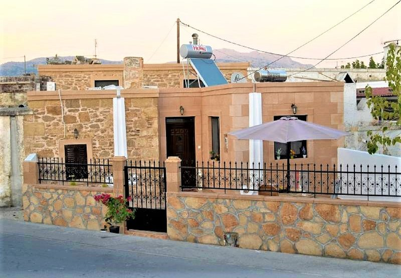 Aphrodite Tradithional House, holiday rental in Charaki