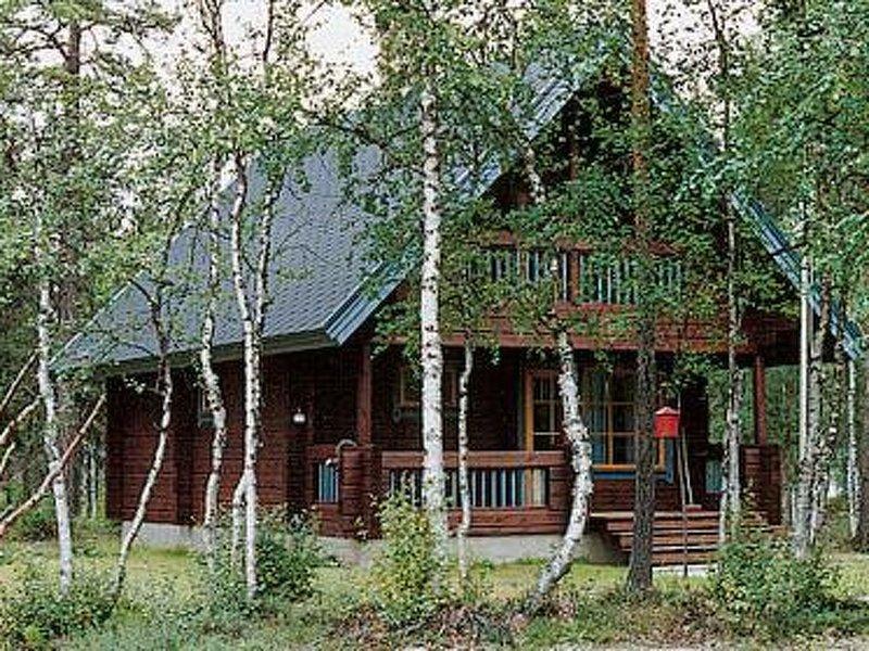 Marjatan mökki, vacation rental in Särkijärvi