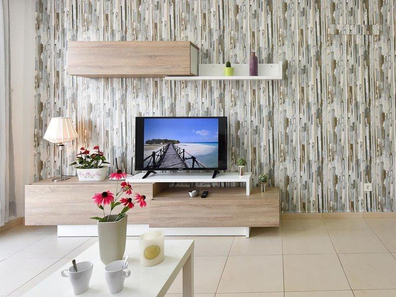 Modern New Apartment Arinaga 1A, alquiler vacacional en Arinaga