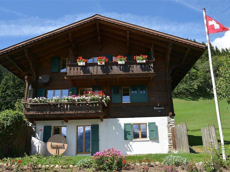 Rehweid (EG), vacation rental in Chateau-d'Oex
