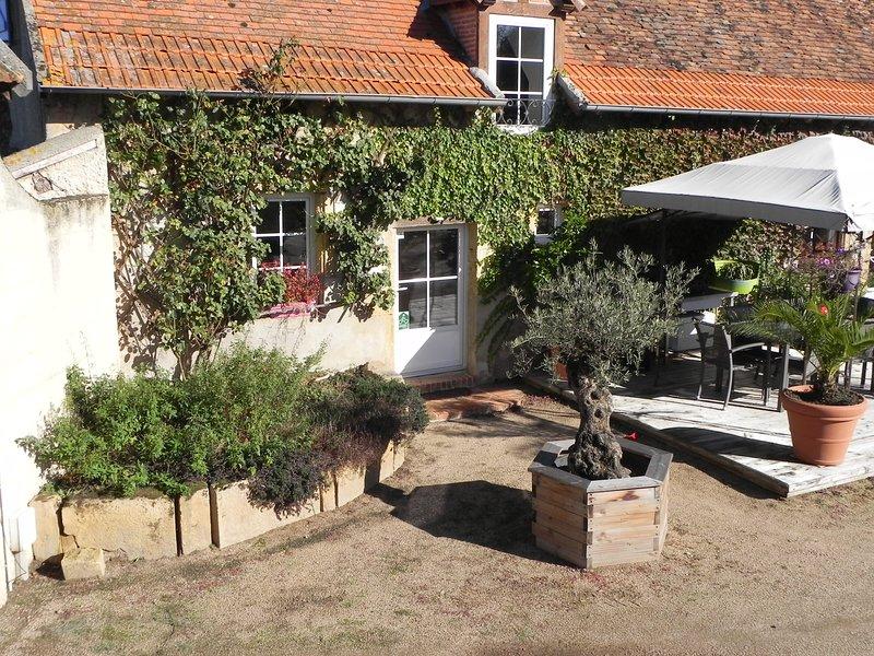 Domaine de la Guinchère, holiday rental in Paray Le Monial
