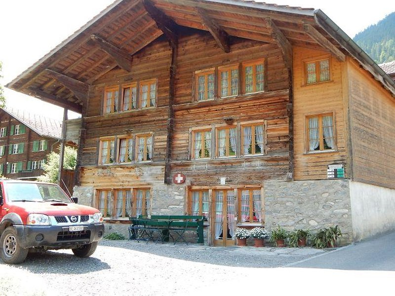Chalet Kreuz, Fewo I, vacation rental in Gsteigwiler