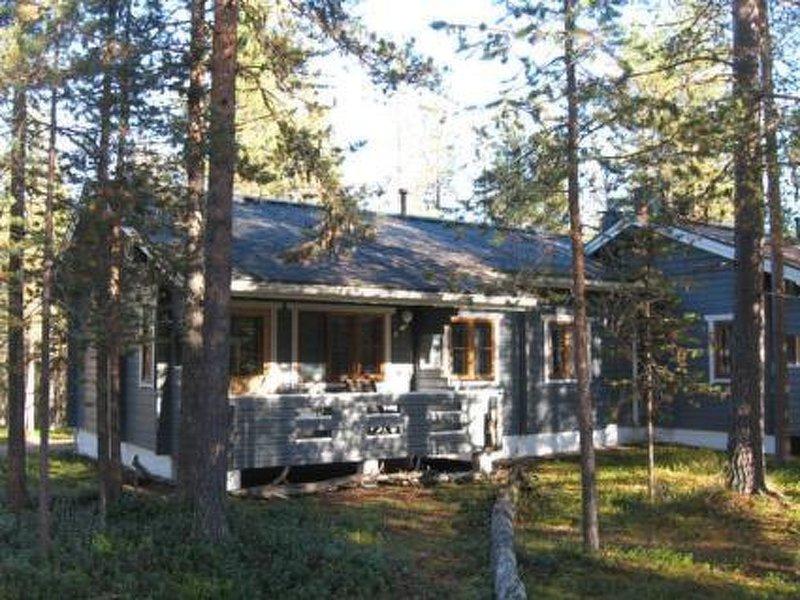 Purnukylä 4, holiday rental in Vallioniemi