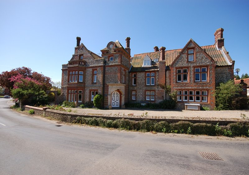 1 Abbey House, holiday rental in Field Dalling