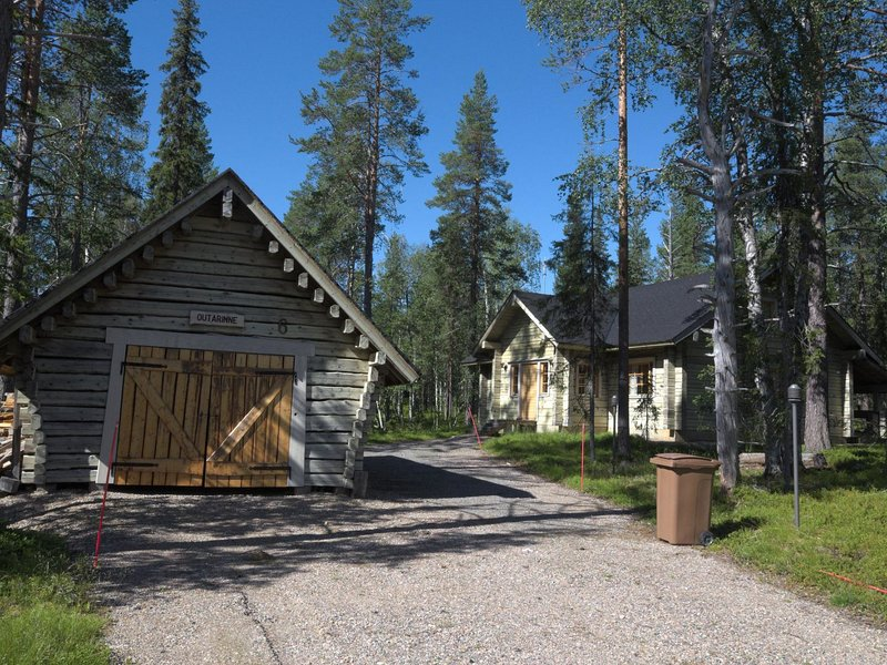 Outarinne, holiday rental in Yllasjarvi