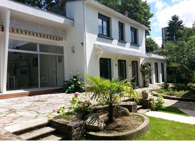 Villa d'architecte/cosy house, vacation rental in Le Mans City