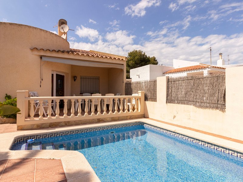 Fumadell, vacation rental in L'Eucaliptus