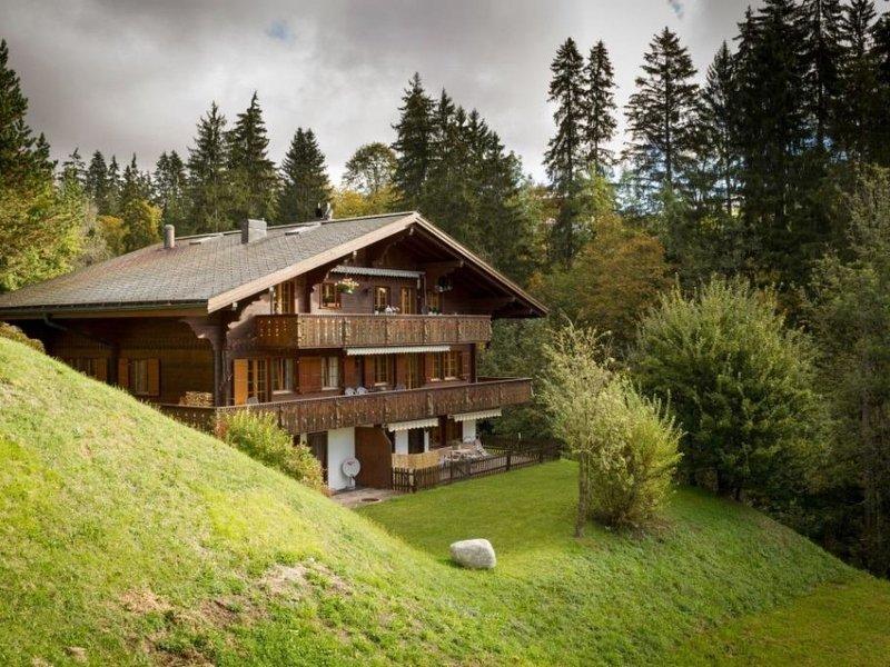 Graebi, holiday rental in Schonried