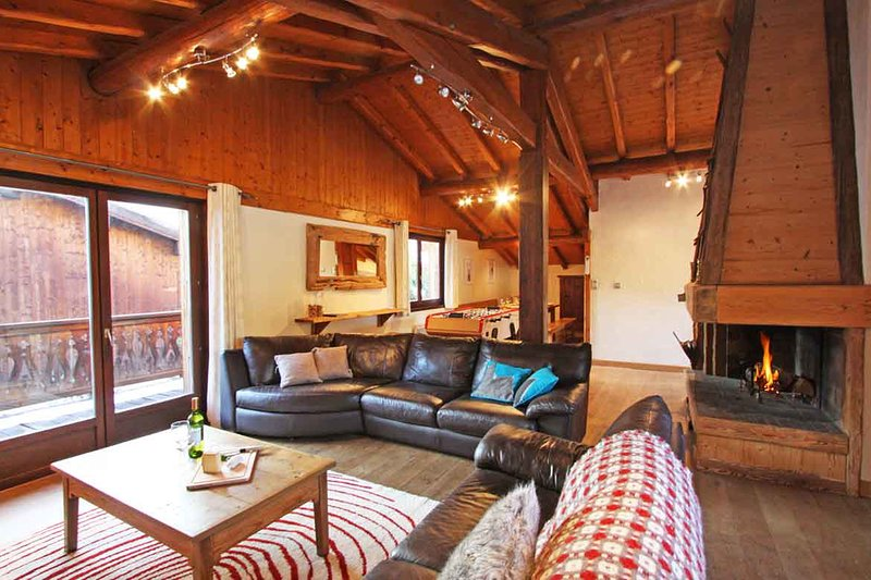 Chalet Flegere et Golf, holiday rental in Les Praz-de-Chamonix