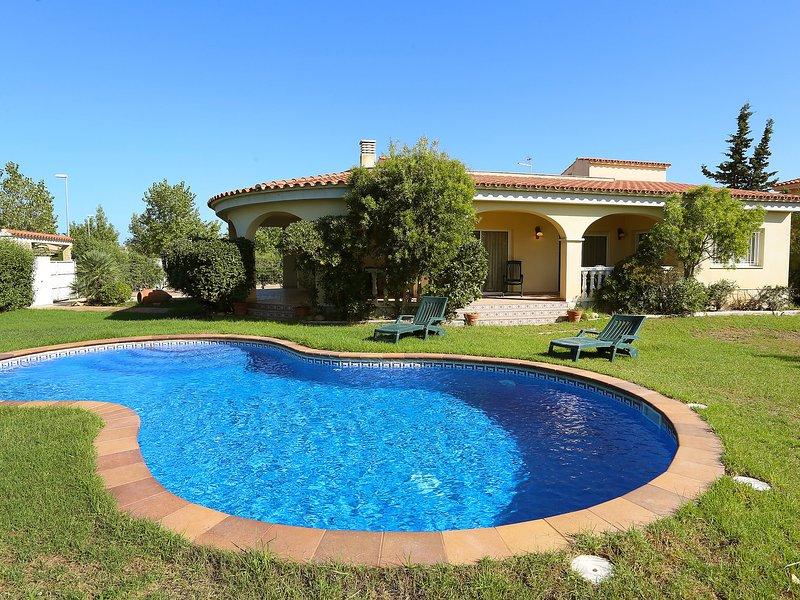 El Jardi, vacation rental in L'Eucaliptus