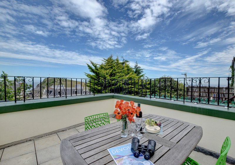 Belle View, holiday rental in Ilfracombe