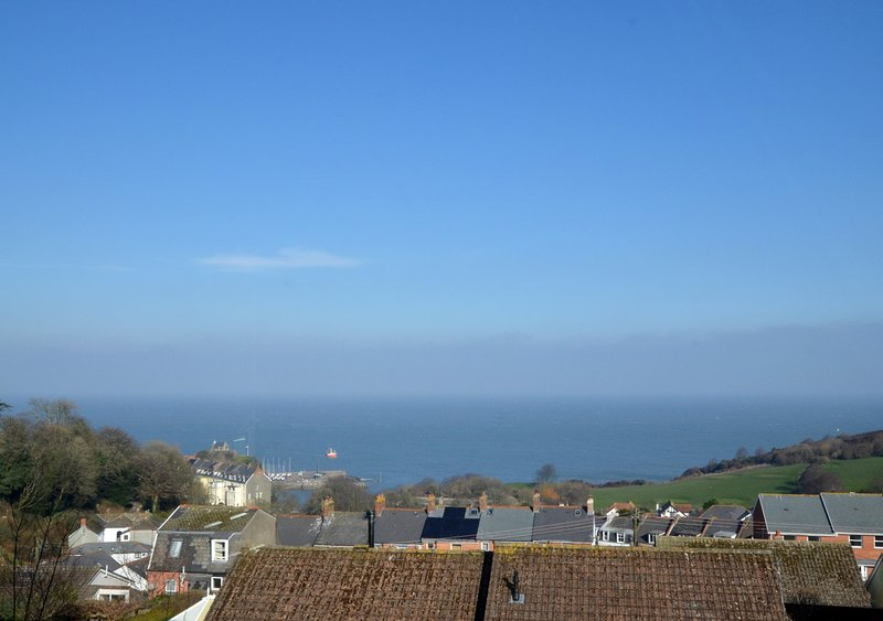 Captains View, holiday rental in Ilfracombe