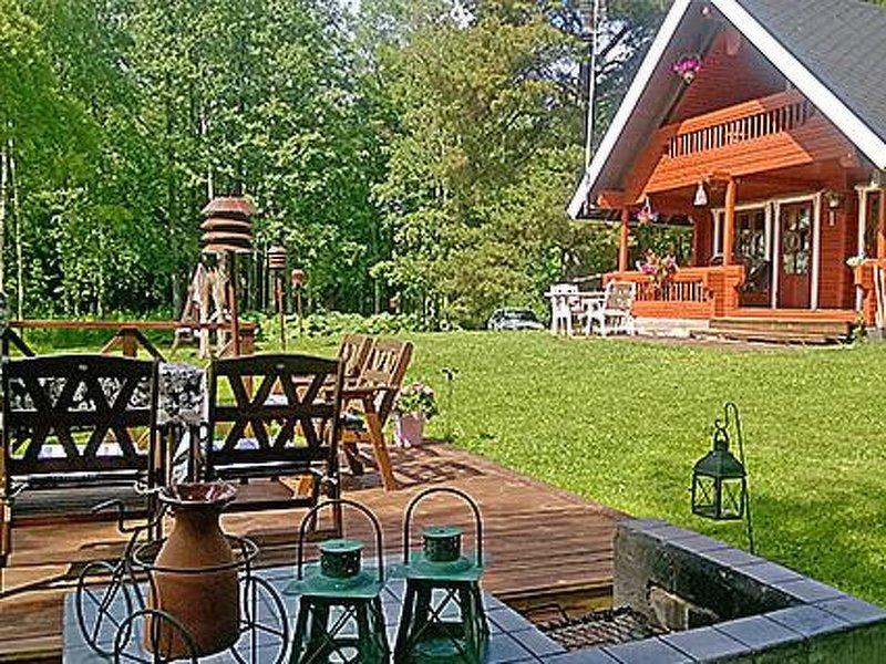 Kuivajärven huvilakoti, holiday rental in Somero
