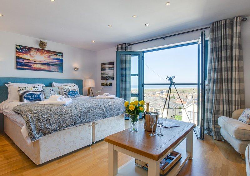 Oceanscape, vacation rental in Westward Ho
