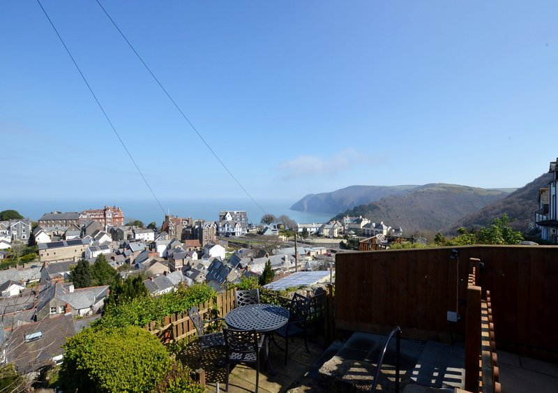 Potter's Cottage, vacation rental in Lynton